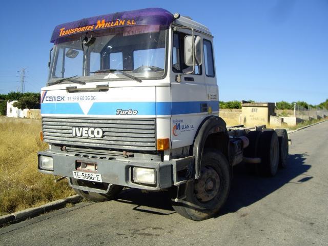 Iveco - 330.30 Turbo
