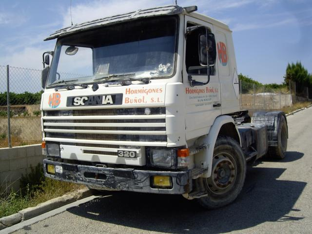 Scania - 320