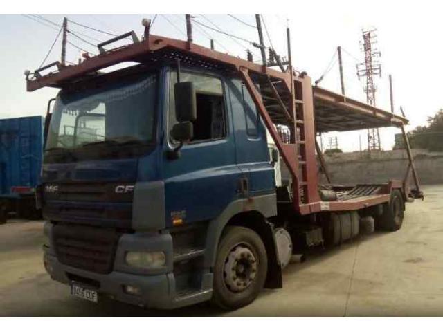DAF - 85.430 Porta coches