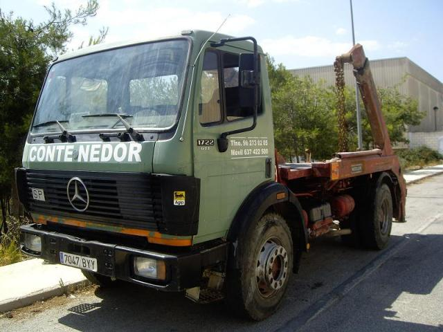 Mercedes - 1722